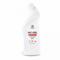 """Чистящее средство для сан.узлов """"WC-gel"""" Professional 0,75л"""