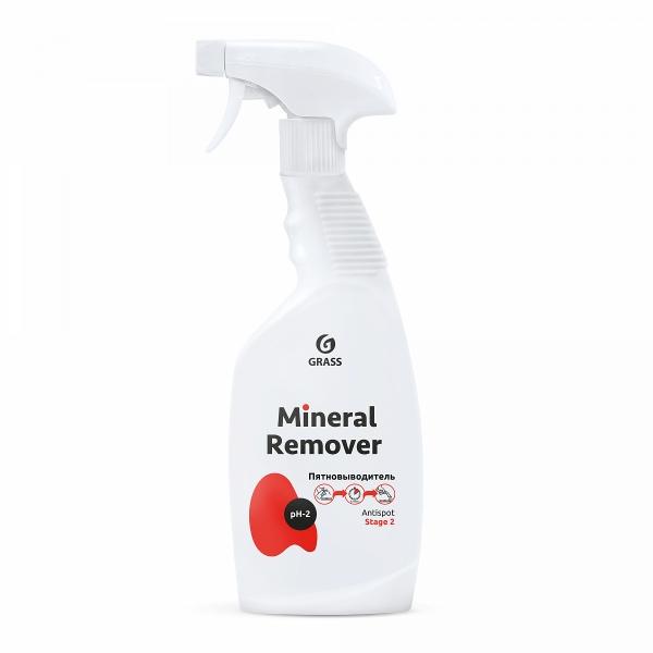 Пятновыводитель кислотный Mineral Remover триггер (флакон 600 мл)
