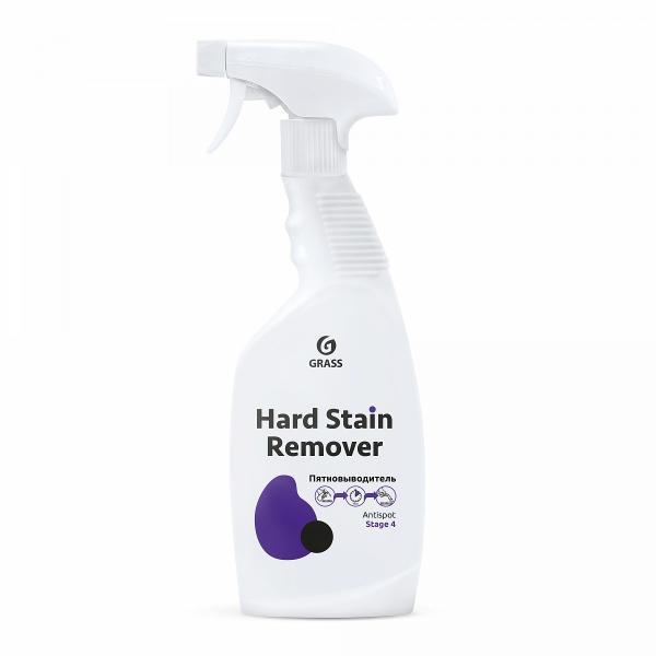 Пятновыводитель на растворителе Hard Stain Remover триггер (флакон 600 мл)