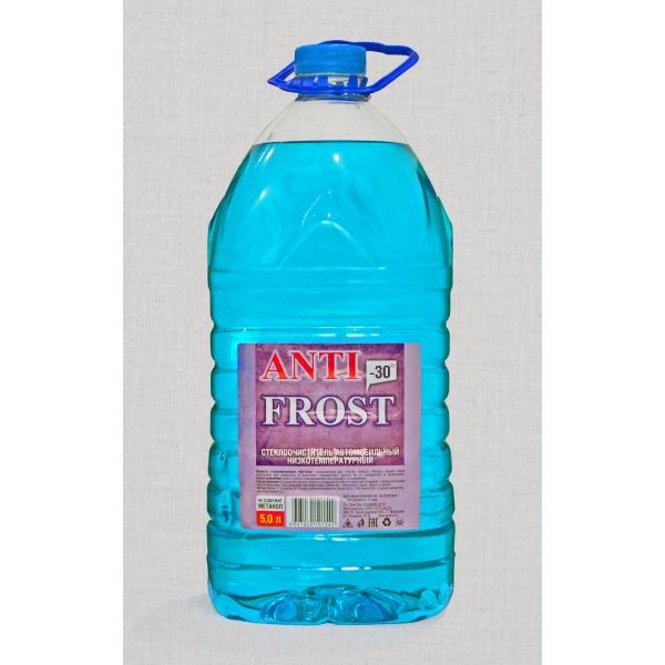 Жидкость стеклоомывающая GRASS «Antifrost -30»