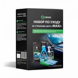 Подарочный набор для стекол Grass MAXI