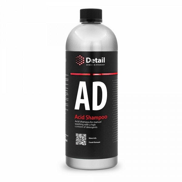 """Кислотный шампунь AD """"Acid Shampoo"""" 1л"""
