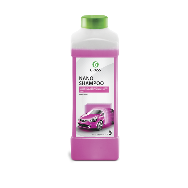 Наношампунь Grass «Nano Shampoo», 1л