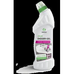 Гель для чистки труб Grass «Digger-gel», 750мл