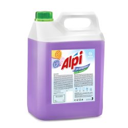 Гель-концентрат для стирки Grass «Alpi» для цветных вещей, 5кг