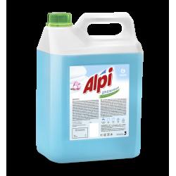 Гель-концентрат для стирки Grass «Alpi» для белых вещей, 5кг