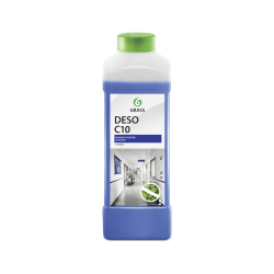 Средство для чистки и дезинфекции Grass «Deso C10», 1л
