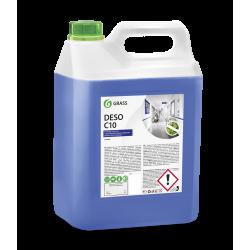 Средство для чистки и дезинфекции Grass «Deso C10», 5л