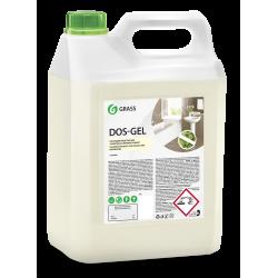 Дезинфицирующий чистящий гель Grass «Dos Gel» 5,3кг