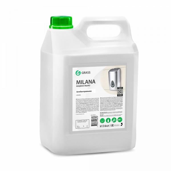 Жидкое мыло Grass Milana «Антибактериальное», 5л