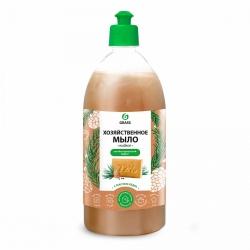 Grass Мыло жидкое хозяйственное с маслом кедра, 1л