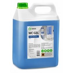 Средство для чистки сантехники Grass «WC-Gel», 5л