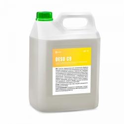 Дезинфицирующее средство на основе изопропилового спирта DESO C9, 5л