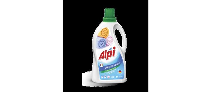 Новые гели-концентраты для стирки Alpi в продаже с 5 августа!