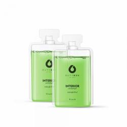 Средство Универсальный очиститель любых поверхностей - концентрат DutyBox «INTERIOR», 2x50 мл