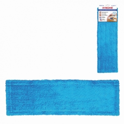 Насадка МОП плоская для швабры/держателя 40 см, карманы